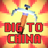 Dig to China